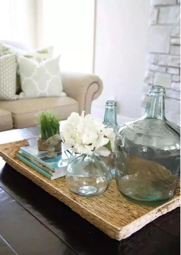 diy living room table decor steakhouse bensonhurst 20 super modern coffee ideas that will ad 21 bottle vase