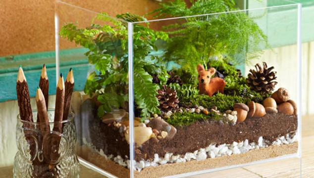 Ad Adorable Miniature Terrarium Ideas For You To