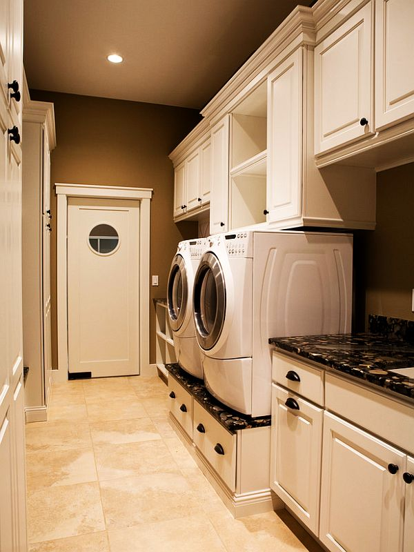 60 Clever Laundry Room Design Ideas To Inspire You