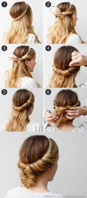 easy hairstyles women ve