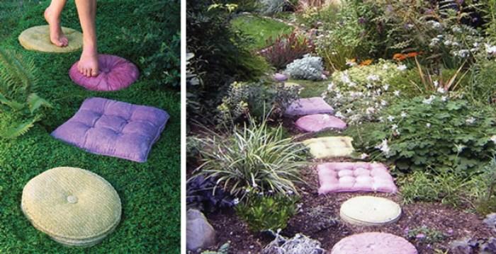 30 Stepping Stone Ideas for Gardening DIY - Know Stuff