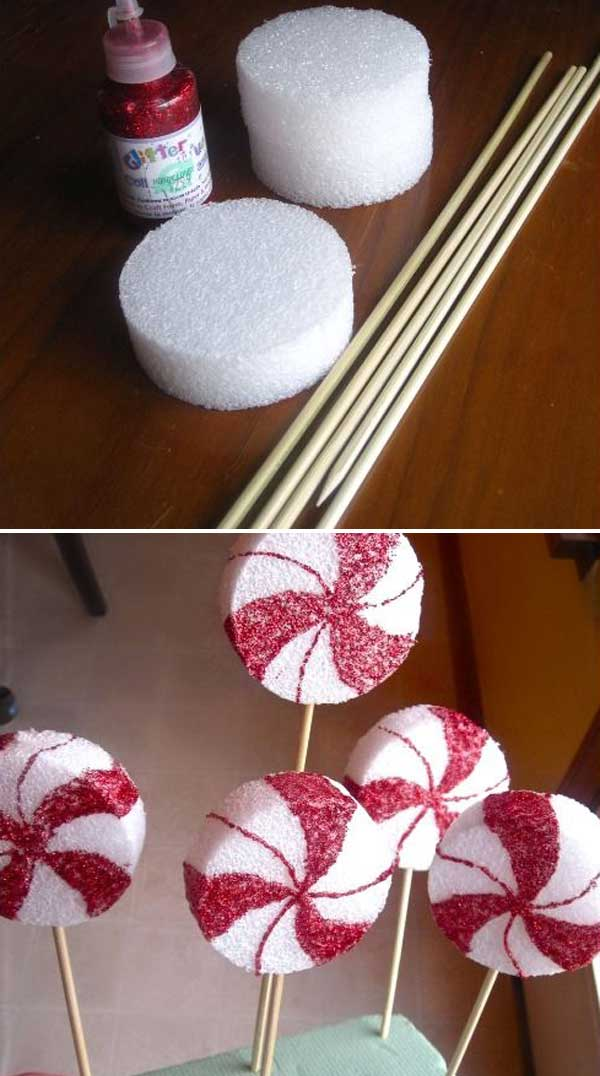 35 Creative DIY Christmas Decorations You Can Make In Under An Hour  Architecture  Design