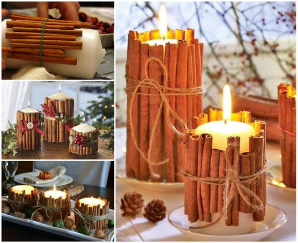 living room set diy curtains and drapes 40+ creative holiday candles projects | architecture ...