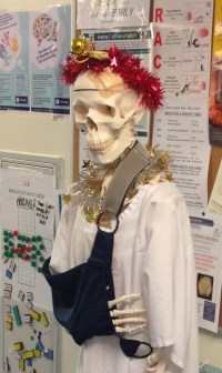 25+ Hospital Christmas Decorations That Show Medical Staff ...