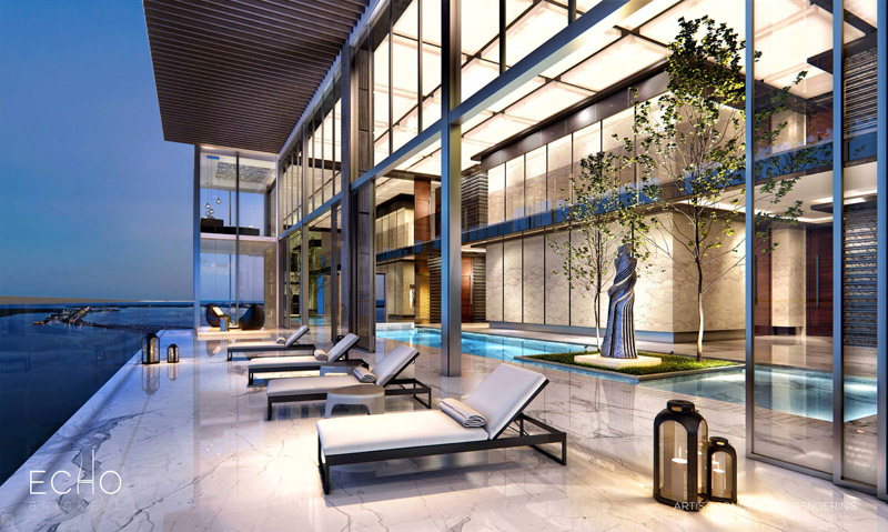 5 Stunning Miami Beach Penthouses With Pool  Architecture  Design