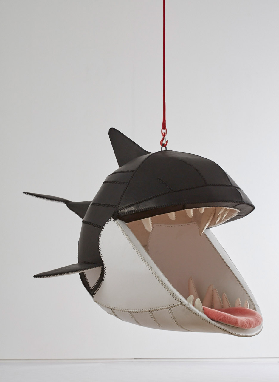 where can i buy cane for chairs booster seat kitchen chair ireland these hanging let you lie inside the mouths of animals | architecture & design