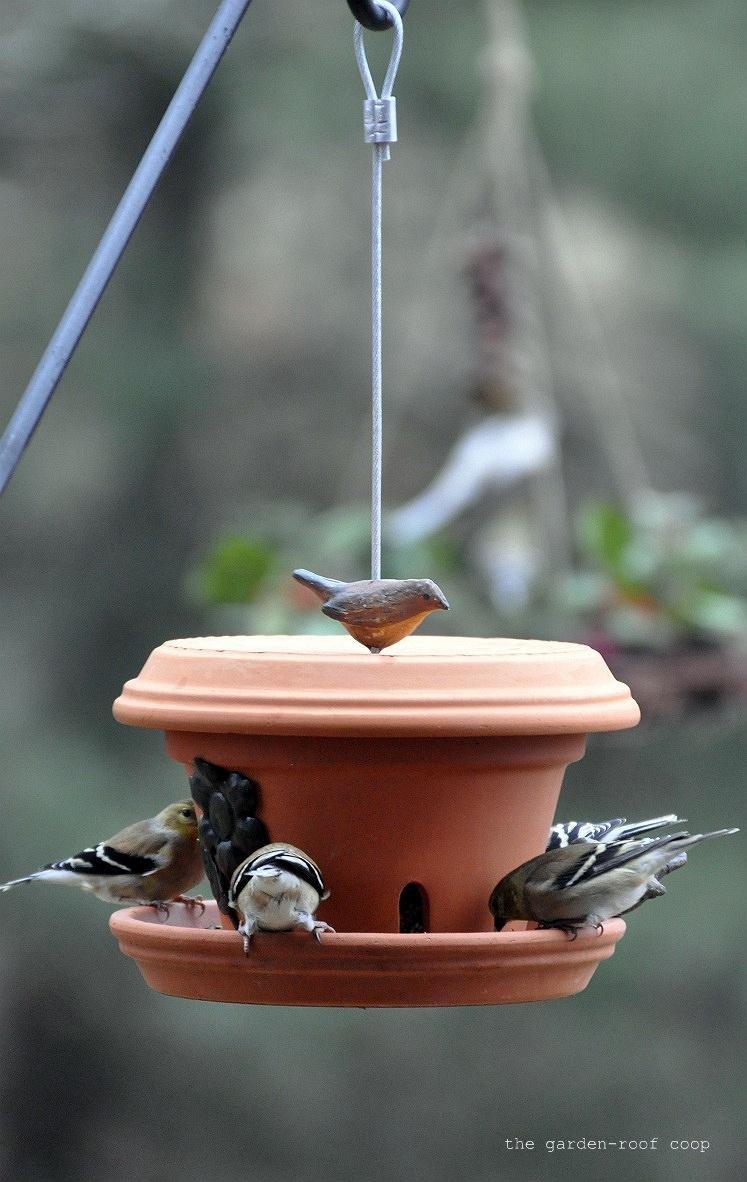 Miniature Terracotta Flower Pots