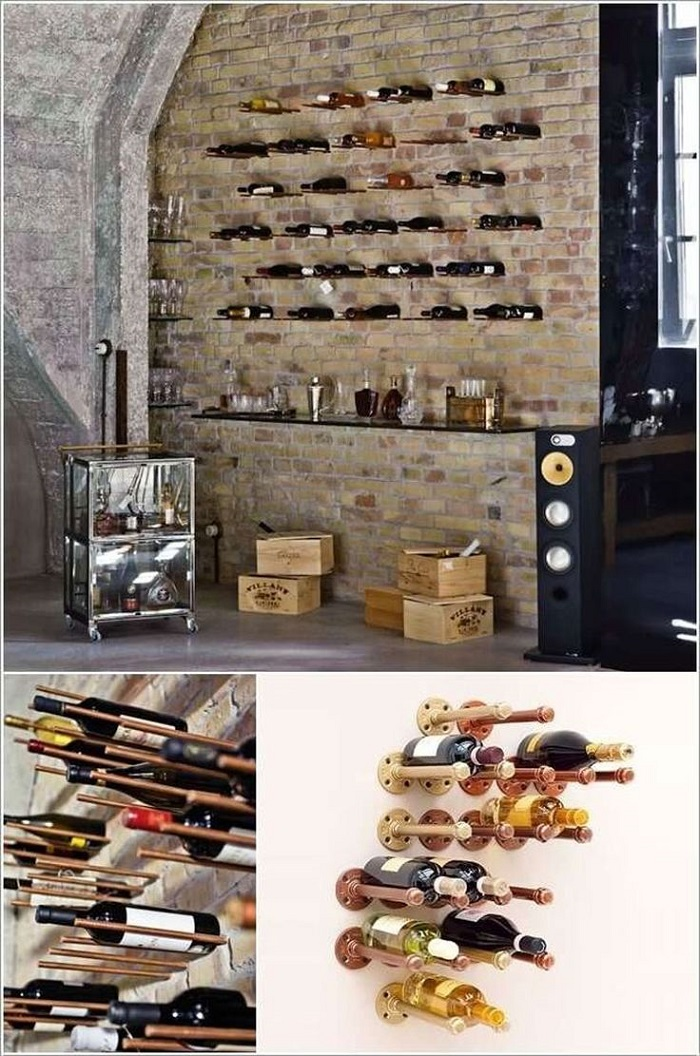 metal top kitchen table remodeling kansas city 25 cool diy pipe projects for your home