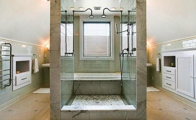 25 Amazing Unique Shower Ideas For Your Home