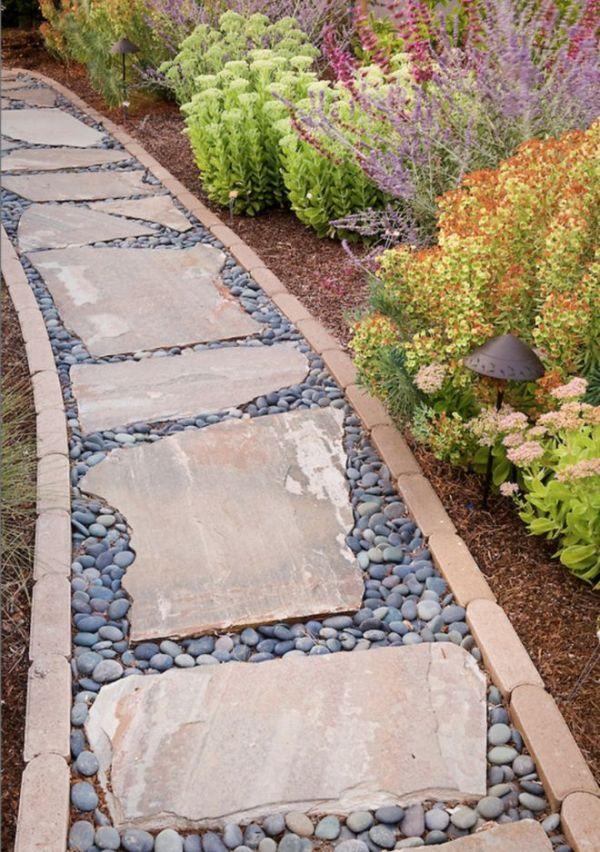 amazing stone walkways