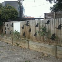 55+ People Who Took Their Backyard Fences To Another Level