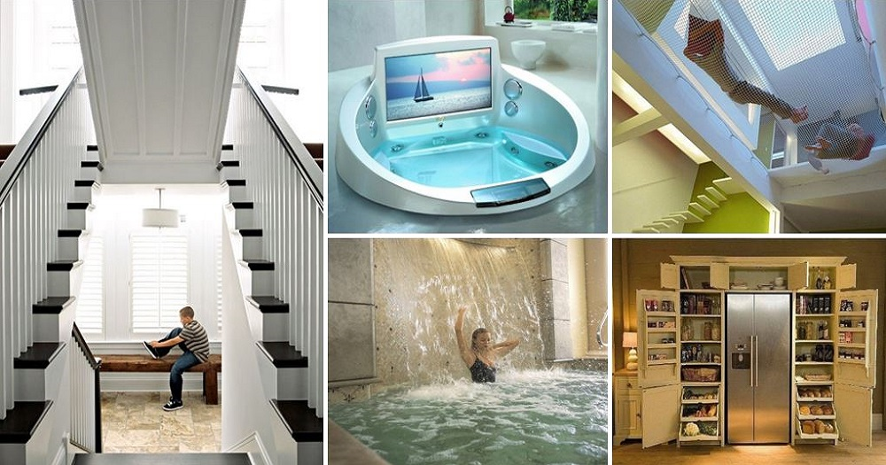 36 Things You Obviously Need In Your Dream Home
