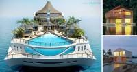 10 Amazing Floating Houses Around The World | Architecture ...
