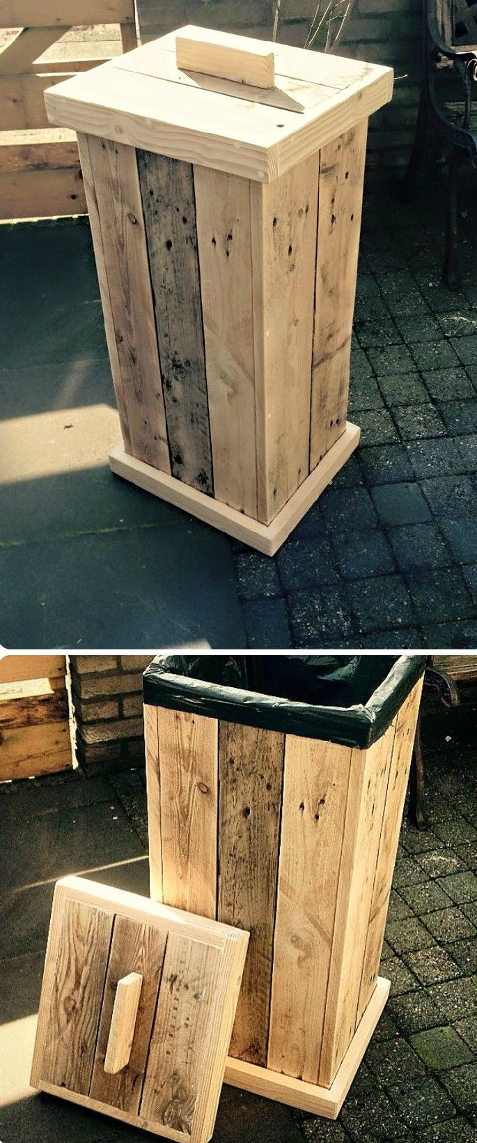 black white barber chair comfortable for bedroom 20 projects you can create using old pallets