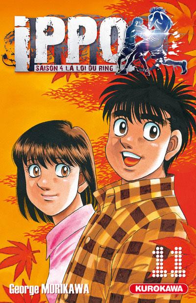 Saison 4 Hajime No Ippo : saison, hajime, TPB-Manga, Saison, Archonia.com