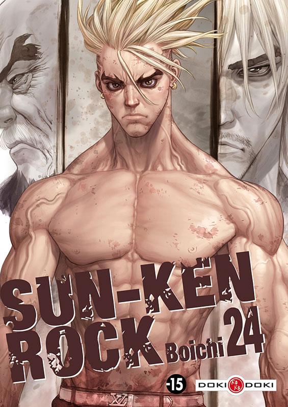 Sun Ken Rock Tome 1 : TPB-Manga, Sun-Ken, Archonia.com