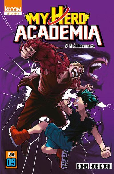 My Hero Academia Tome 1 : academia, TPB-Manga, Academia, Archonia.com