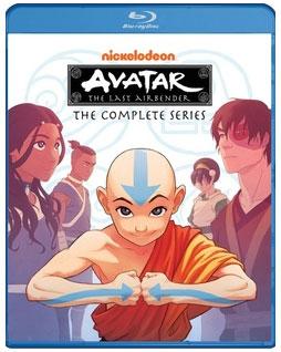 Avatar The Last Airbender Complete Series Blu Ray : avatar, airbender, complete, series, BluRay, Avatar, Airbender, Complete, Series, Blu-Ray, Archonia.com