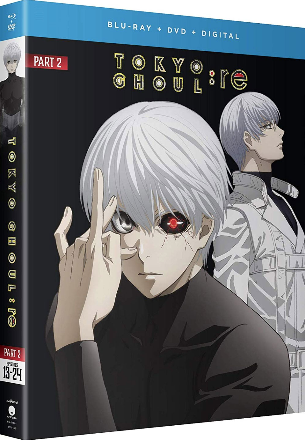 Tokyo Ghoul Re Ep 1 : tokyo, ghoul, Achetez, BluRay, Tokyo, Ghoul, Blu-Ray/DVD, Archonia.com
