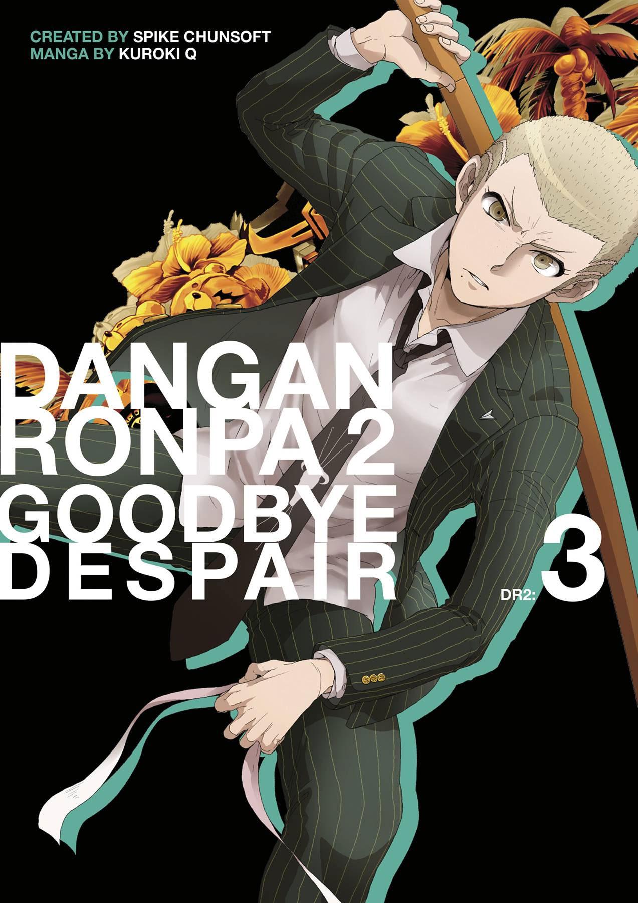 Danganronpa 2: Goodbye Despair : danganronpa, goodbye, despair, TPB-Manga, Danganronpa, Goodbye, Despair, Manga, Archonia.com