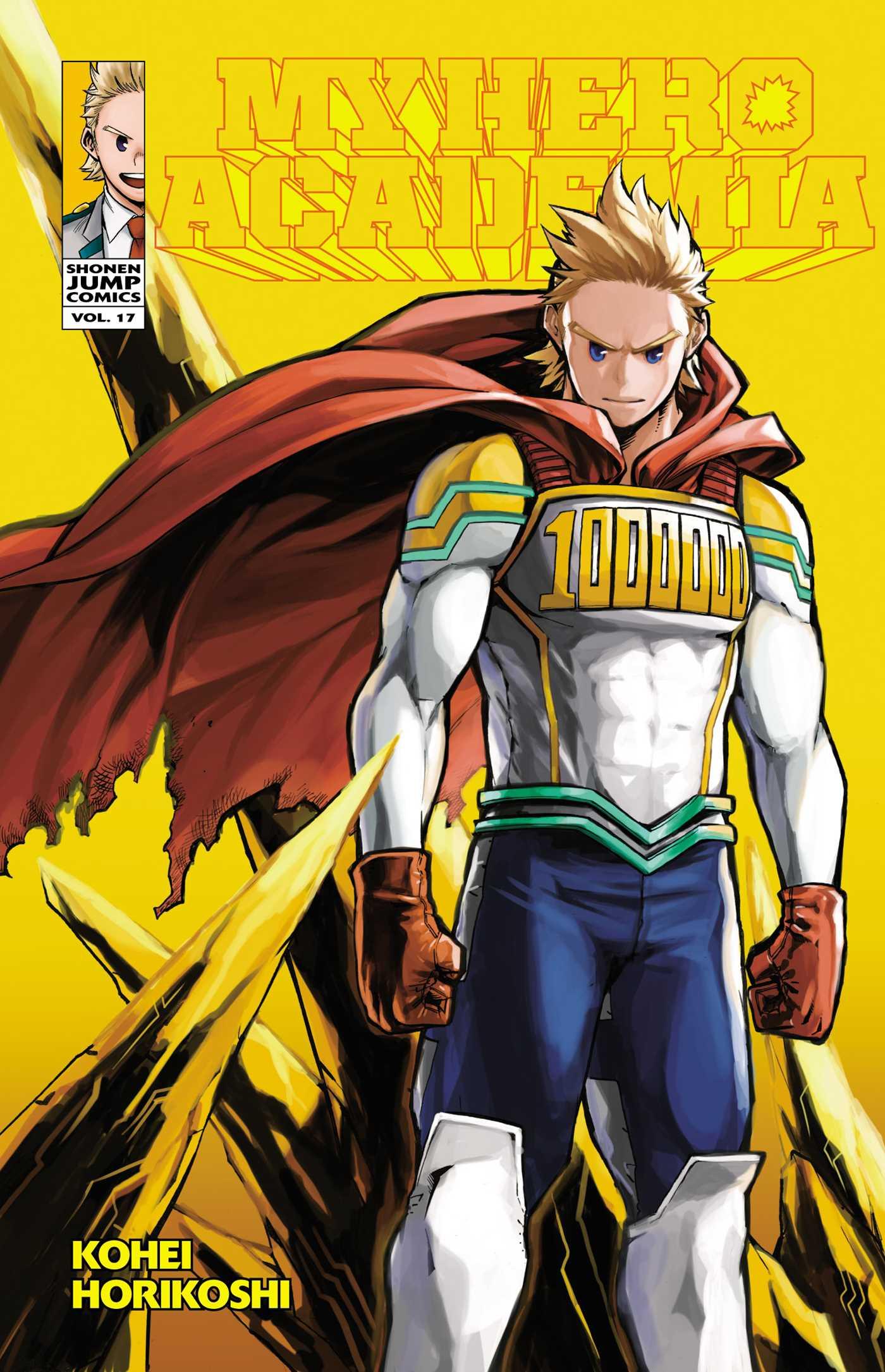 Boku no hero academia wallpaper and high quality picture gallery on minitokyo. My Hero Academia Manga Vol. 17 @Archonia_US