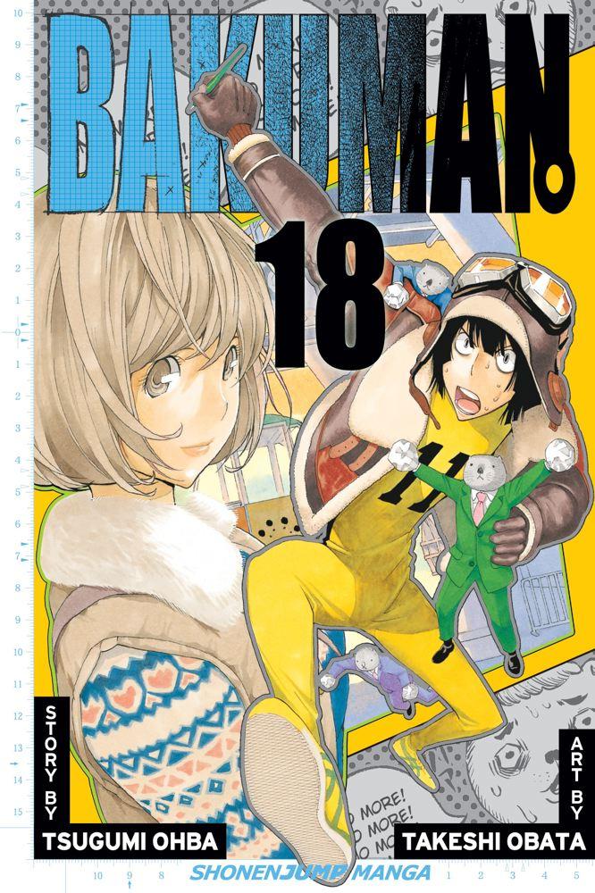 Bakuman. Manga Vol. 18 @Archonia_US