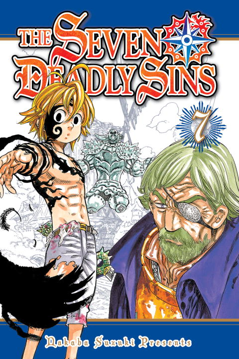 The Seven Deadly Sins Manga : seven, deadly, manga, Seven, Deadly, Manga, @Archonia_US