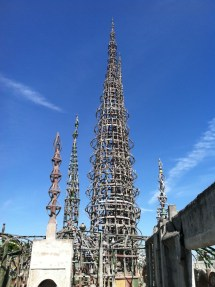 Visit Watts Towers