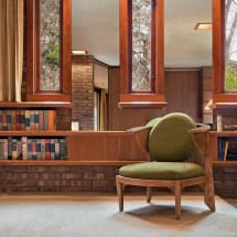 Frank Lloyd Wright' Handicap-accessible Home Opens