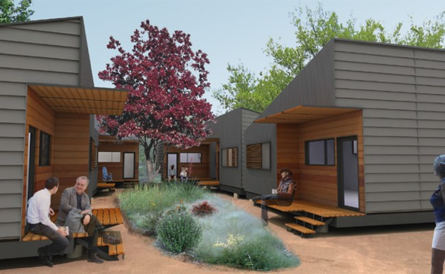 Here S Dallas Plan To Build Tiny Homes For The Homeless
