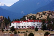 Stanley Hotel Inspired ' Shining' Set