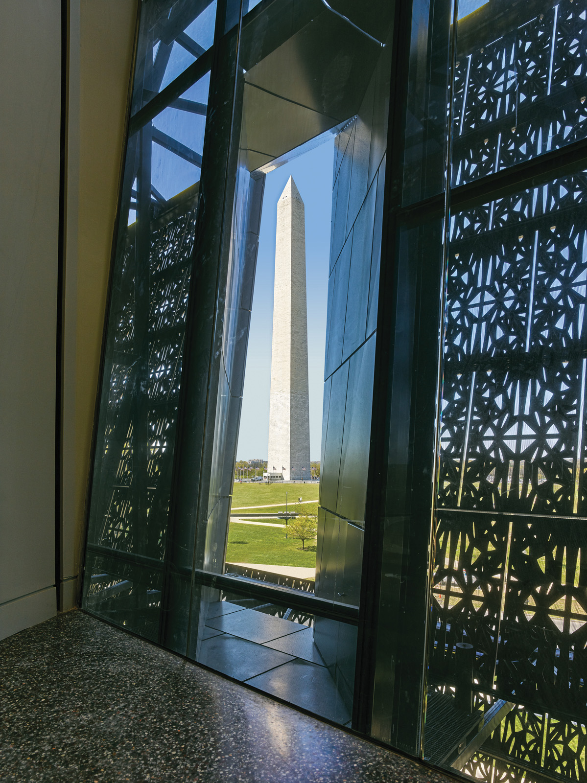 An Explores The National Museum Of African American