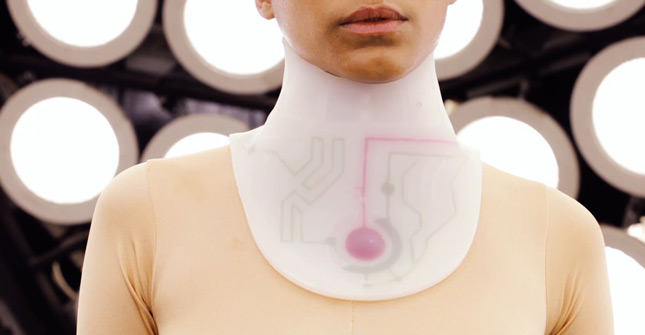 New Sarotis wearable technology lets you feel data on