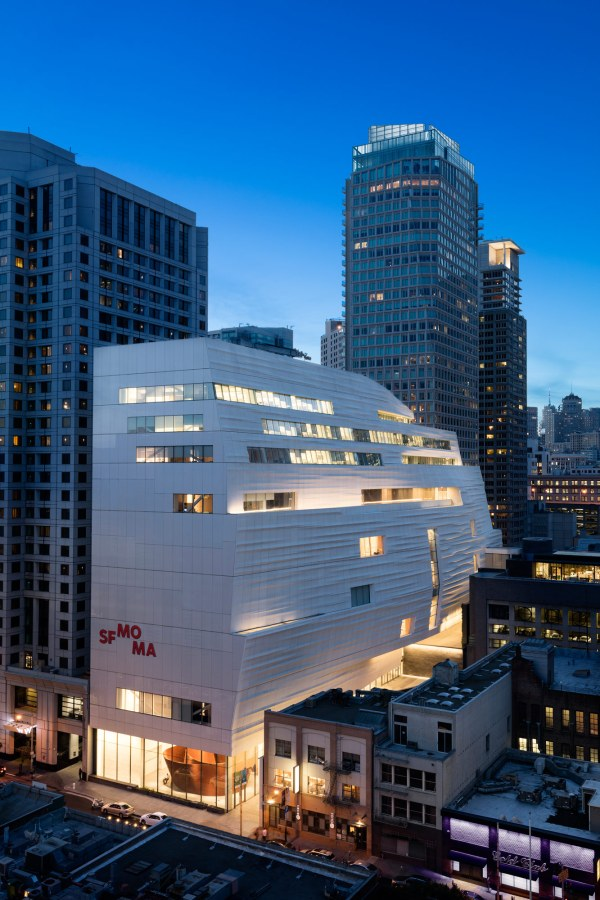 2016 Building Of Year West Sfmoma Expansion