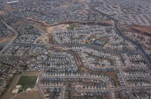 Colorado Springs Suburbs
