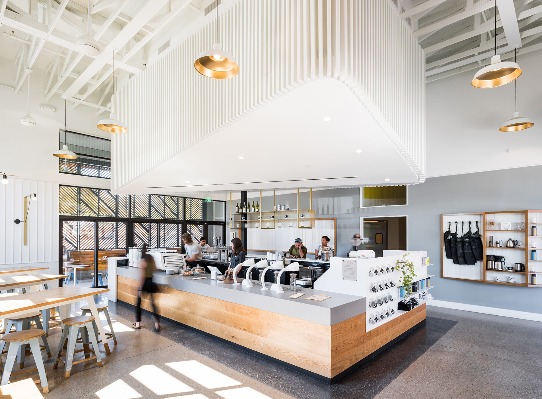 OFFICIAL unveils Houndstooth Coffee and Jettison a cafe