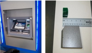 Skimmers placed on ATM in New York City