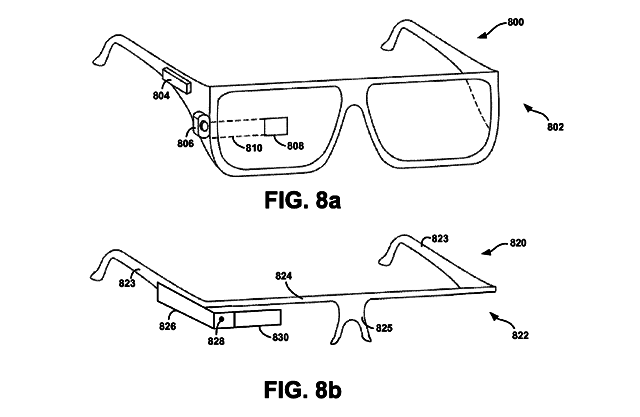 Google Glasses patent hints at speech-to-text display for