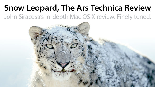 Black And White Feature Wall Wallpaper Mac Os X 10 6 Snow Leopard The Ars Technica Review Ars