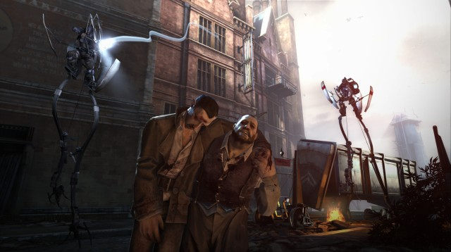 Sneaker Girl Wallpaper Review Dishonored Is Stealthy Steampunk World Building
