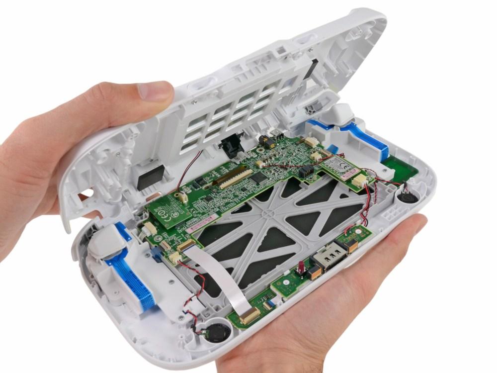 medium resolution of wii u gamepad wiring diagram wiring library diagram a4 nintendo wii wiring diagram wii u teardown