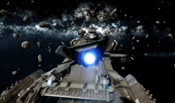 """Roberts Space Industries: """"PCs Already More Powerful Than Next-Gen Consoles"""" 2"""