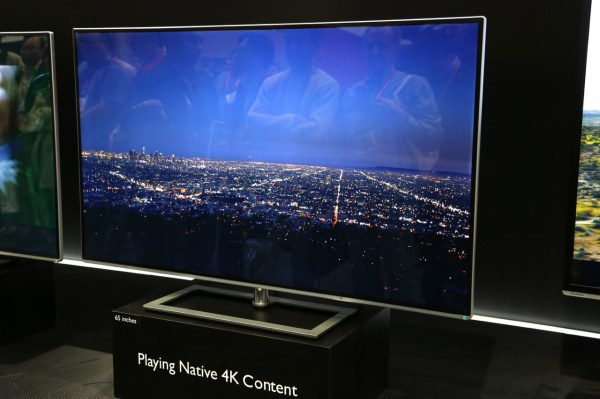 Sony 4K Ultra HDTV