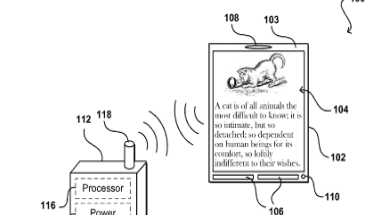 Jeff Bezos' new patent envisions tablets without