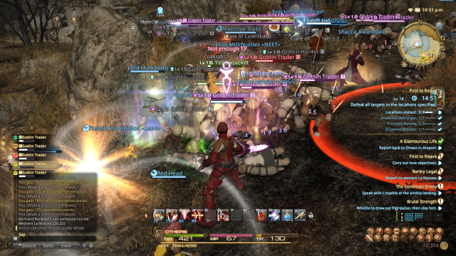 Final Fantasy XIV A Realm Reborn Impressions Proud To Be