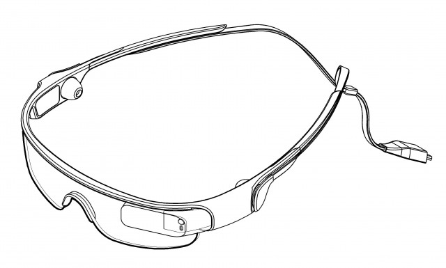 Samsung Spectacles: Google Glass competitor spotted in