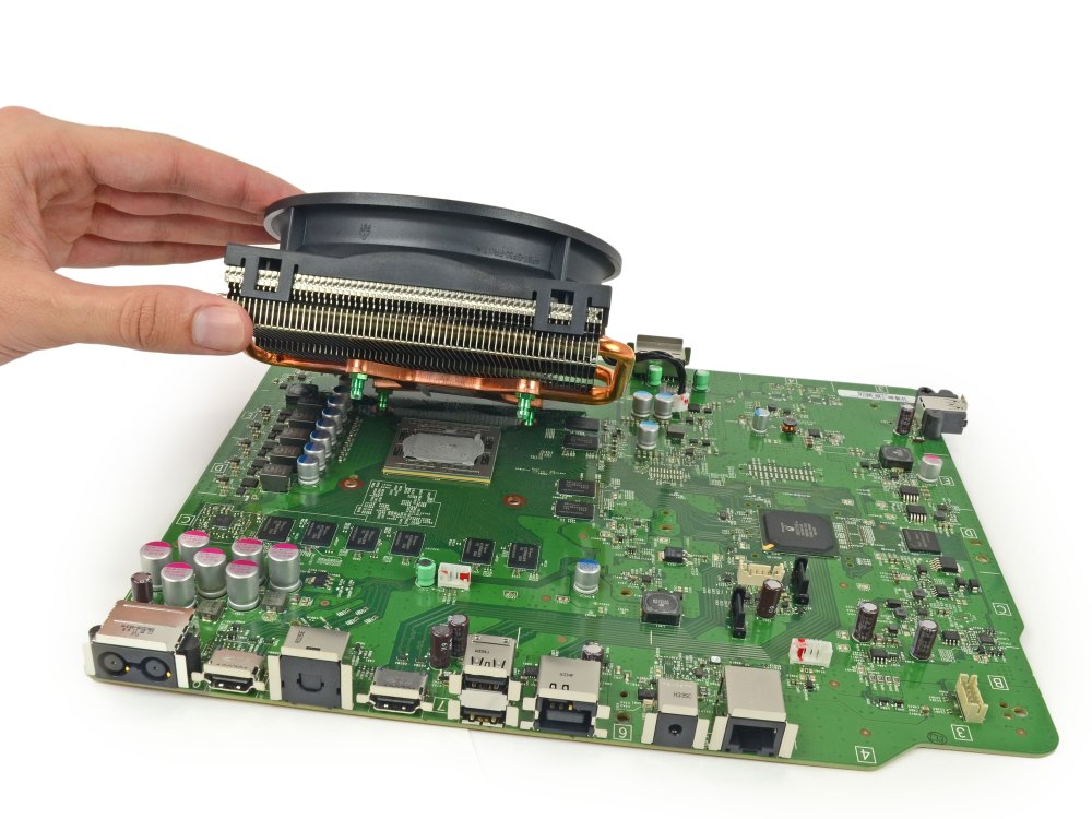 medium resolution of ifixit disassembles the xbox one and finds nand high repairability xbox one motherboard diagram