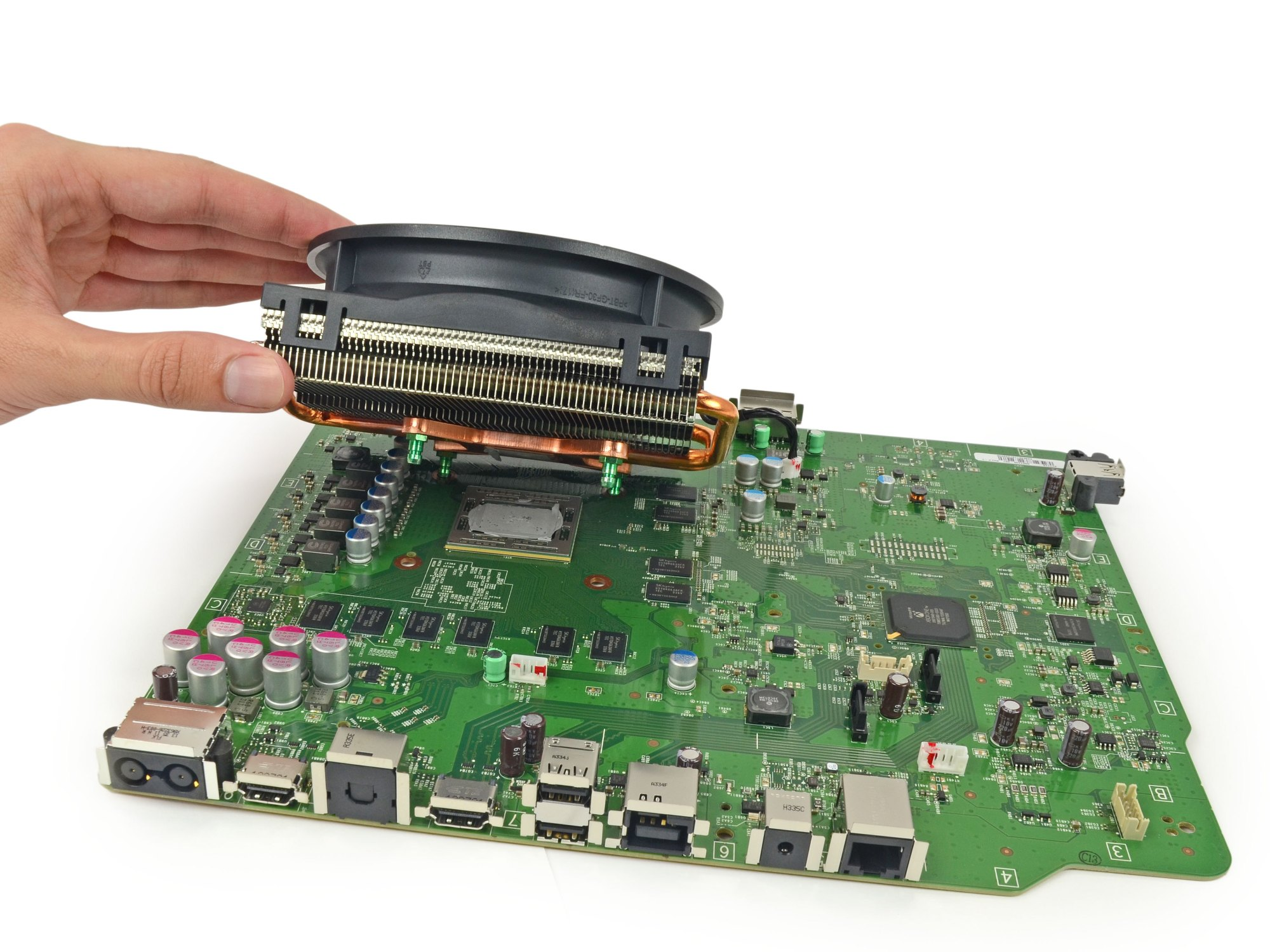 hight resolution of ifixit disassembles the xbox one and finds nand high repairability xbox one motherboard diagram