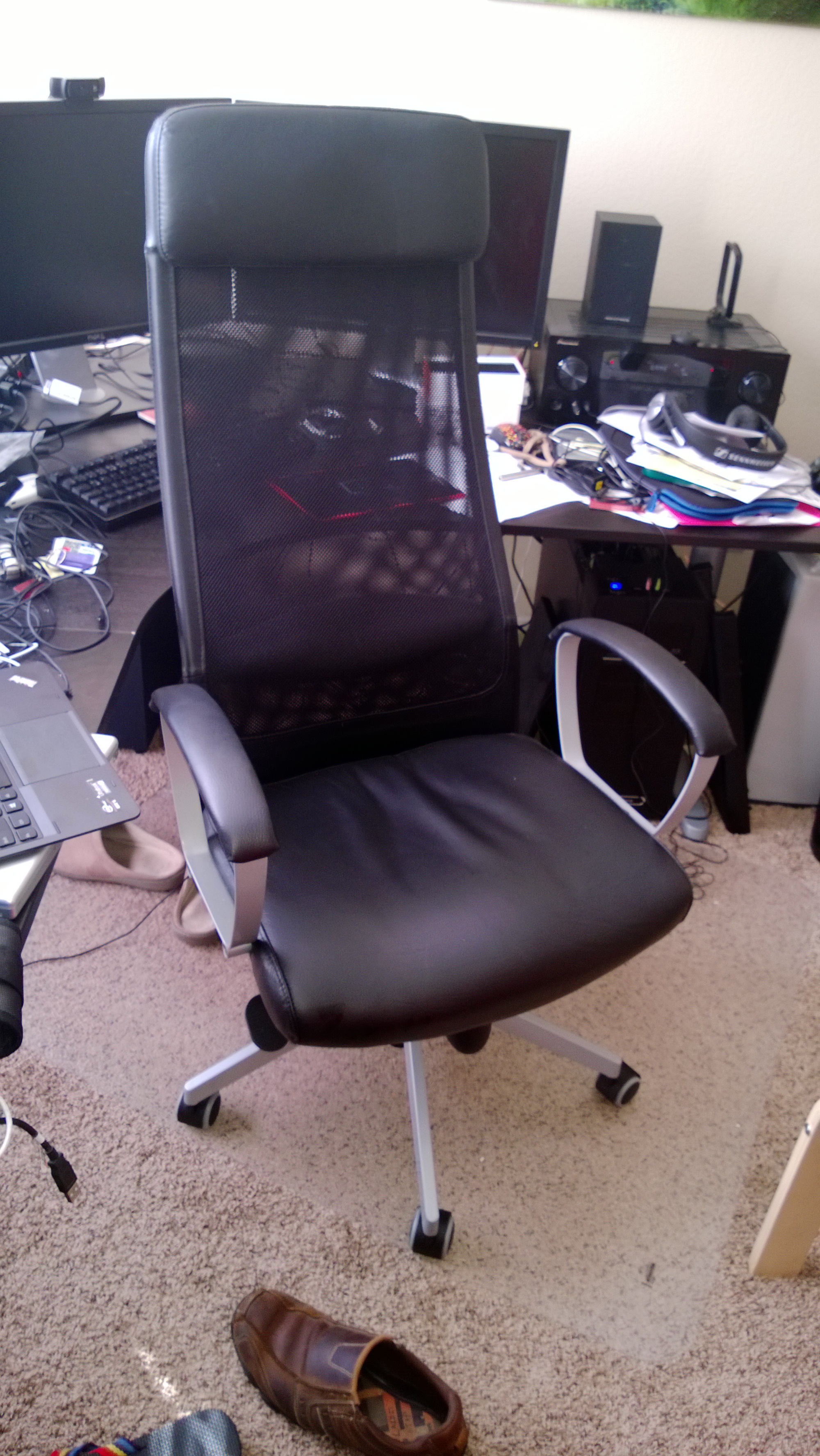 Markus Chair Chairs Technica Where Your Favorite Ars Writers Park