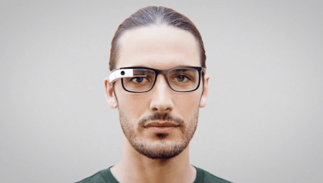 google glass is apparently